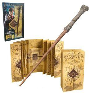 Noble Sada prútik a mapa záškodníkov Harry Potter