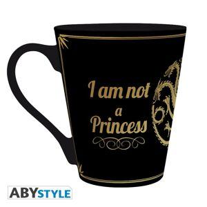 ABY style Hrnček Hra o tróny - I am not a princess