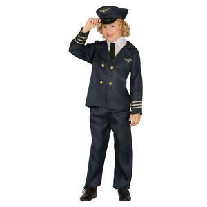 Guirca Detský kostým Pilot Veľkosť - deti: XL
