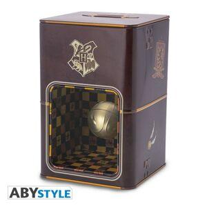 ABY style Pokladnička Harry Potter - Zlatá strela