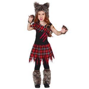 Guirca Detský kostým Vlka Veľkosť - deti: XL