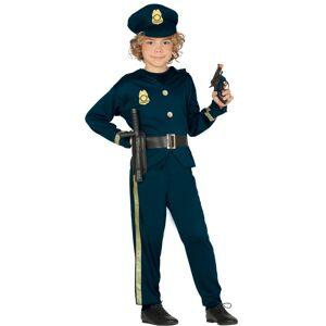 Guirca Kostým policajta - detský Veľkosť - deti: XL