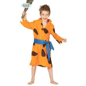 Guirca Detský kostým - Fred Flintston Veľkosť - deti: XL
