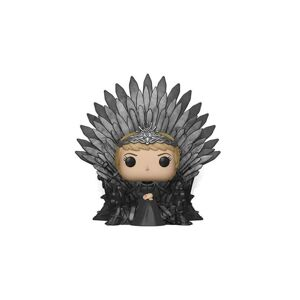 Figúrka Funko POP Deluxe: Game of Thrones S10 - Cersei Lannister Sitting on Iron Throne