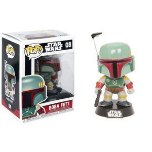 Figúrka Funko POP Bobble Star Wars - Boba Fett