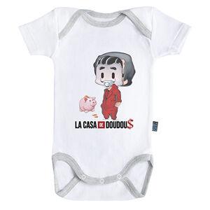 Baby-Geek Detské body - La casa de Papel Veľkosť.: 6 - 12 mesiacov