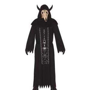 Guirca Pánsky kostým - Čierny Satan Veľkosť - dospelý: L