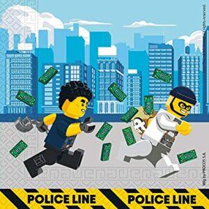Procos Servítky Lego City