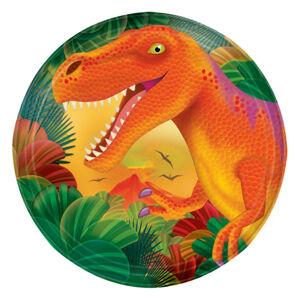 Amscan Taniere Dinosaurus 8 ks
