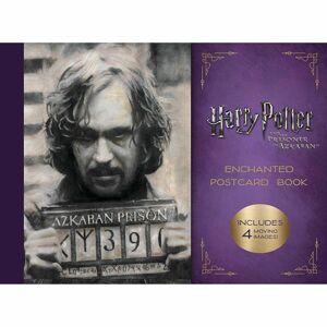 Half Moon Bay Kniha pohľadníc Harry Potter a väzeň z Azkabanu