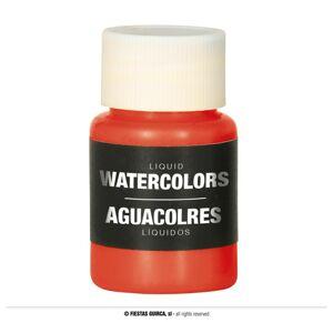 Guirca Farba na báze vody 28 ml - rôzne farby Farba: červená