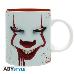 ABY style Hrnček IT - Pennywise Come Home 320 ml
