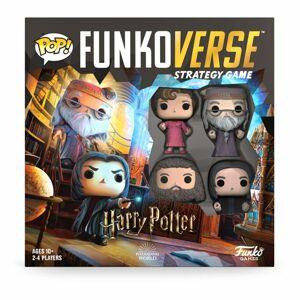 ThumbsUP Strategická spoločenská hra Funkoverse - Harry Potter Base set (anglická verzia)
