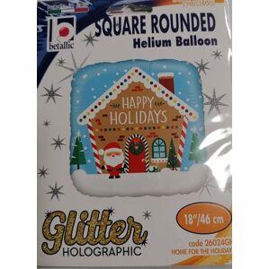 Gemar Fóliový balón - Vianoce Happy Holidays