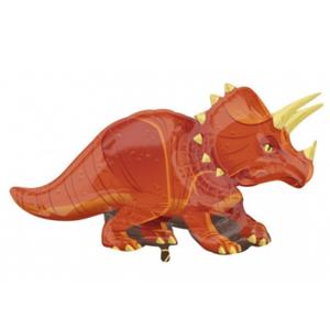 BP Fóliový Balón Dinosaurus Triceratops US