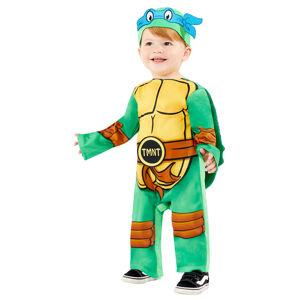 Amscan Detský kostým - TMNT Ninja korytnačky Veľkosť - deti: XS