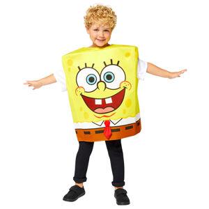 Amscan Detský kostým - Spongebob chlapčenský Veľkosť - deti: XS