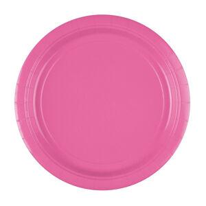 Amscan Taniere - ružové 8 ks