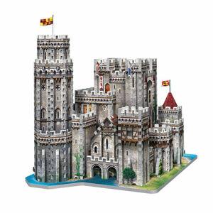 Distrineo Hrad Camelot - 3D Puzzle