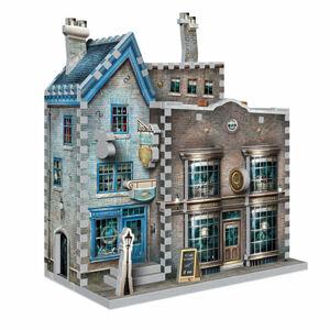 Distrineo Obchod s prútikmi pána Olivandera Harry Potter - 3D puzzle