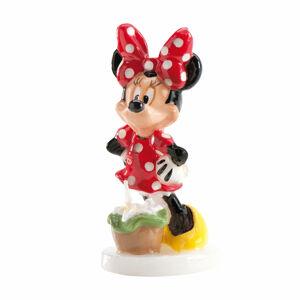 Dekora 3D Sviečka - Minnie Mouse 8 cm