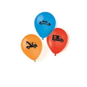 Amscan Latexové balóny - Cestná premávka 6 ks