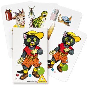 Piatnik Karty - Čierny Peter zvieratká