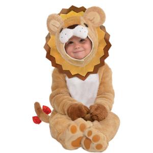 Amscan Detský kostým pre najmenších - Levík Veľkosť najmenší: 12 - 24 mesiacov