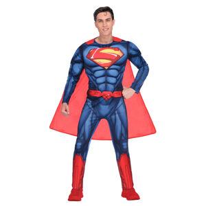 Amscan Pánsky kostým - Superman Classic Veľkosť - dospelý: L