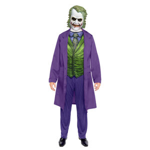 Amscan Pánsky kostým - Filmový Joker Veľkosť - dospelý: L