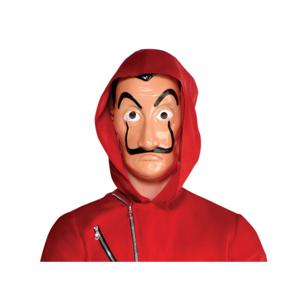 Amscan Maska Money Heist - La casa de Papel