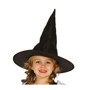 Guirca Čarodejnícky klobúk detský -  čierny