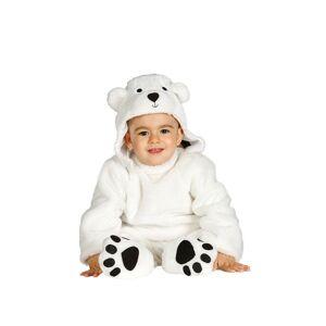 Guirca Detský kostým Ľadový medveď Veľkosť.: 6 - 12 mesiacov