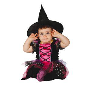 Guirca Detský kostým - Malá čarodejnica Veľkosť.: 12 - 24 mesiacov