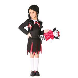 Guirca Kostým Wednesday Addams Veľkosť - deti: M