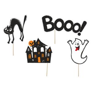 PartyDeco Rekvizity na fotenie - Halloween
